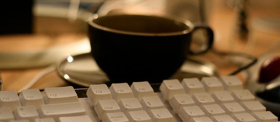 We zijn allemaal cafeïneslaven