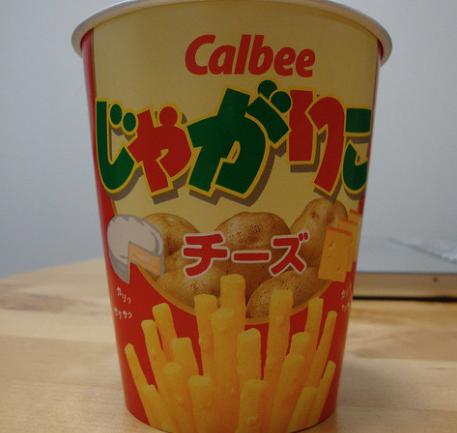 Slechte oogst in Japan resulteert in $12 voor zakje aardappelchips