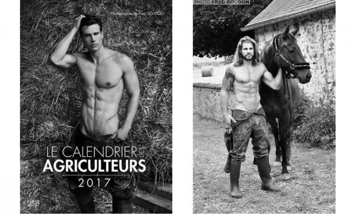 Zinderende Franse boeren