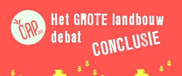 Het grote FFF Landbouwdebat: geen conclusie