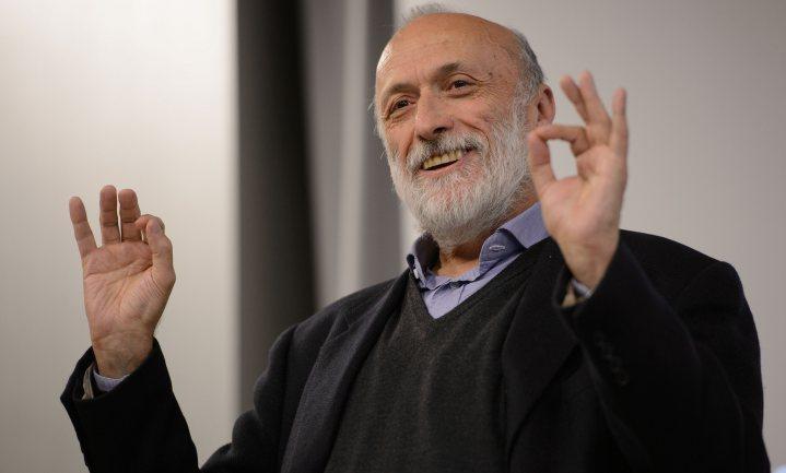 Carlo Petrini krijgt Johannes van Dam-prijs