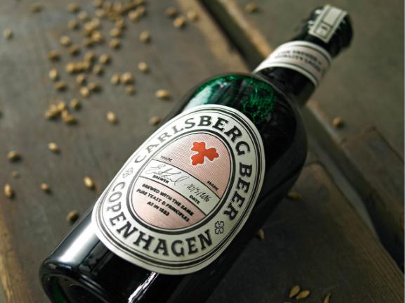 Carlsberg brouwt bier van 133 jaar oude gist