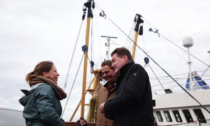 Nederland legt akkoord pulsvissen in eigen voordeel uit