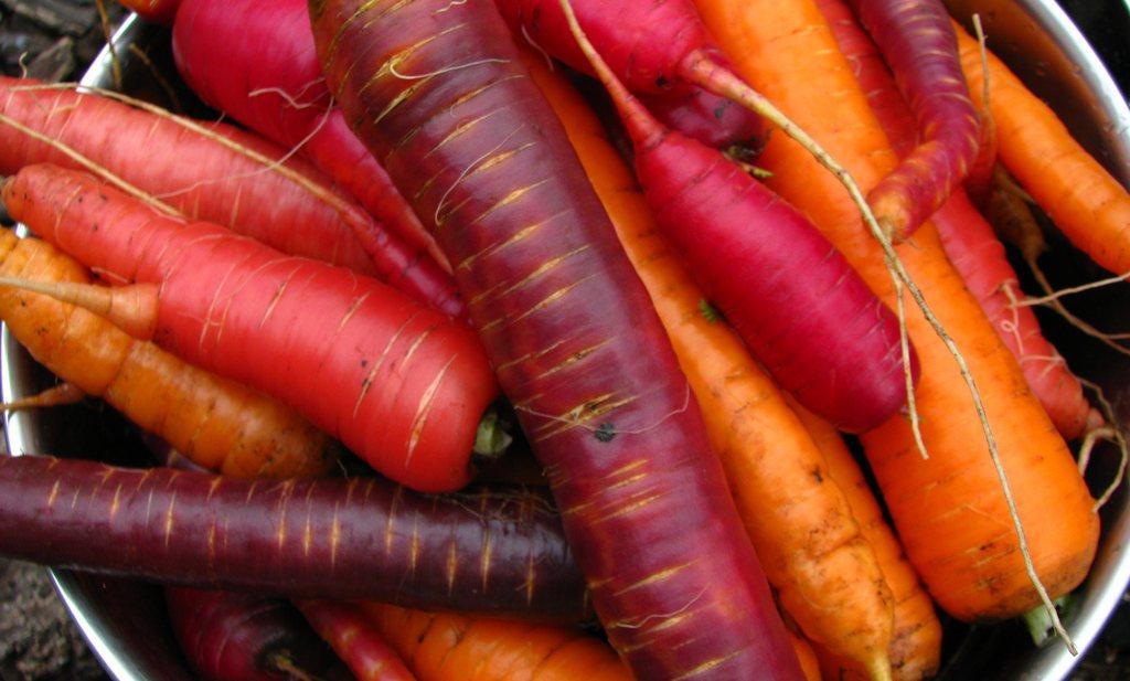 Groenten worden lekkerder van een lekkere naam