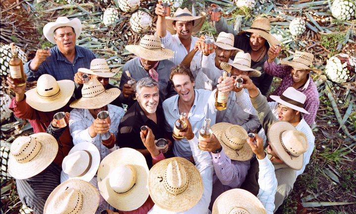 Miljard dollar voor tequilamerk Clooney
