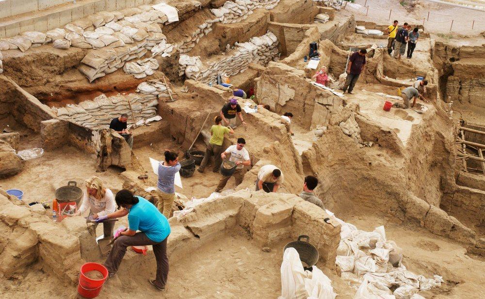 Çatalhöyük: oude stad met moderne problemen