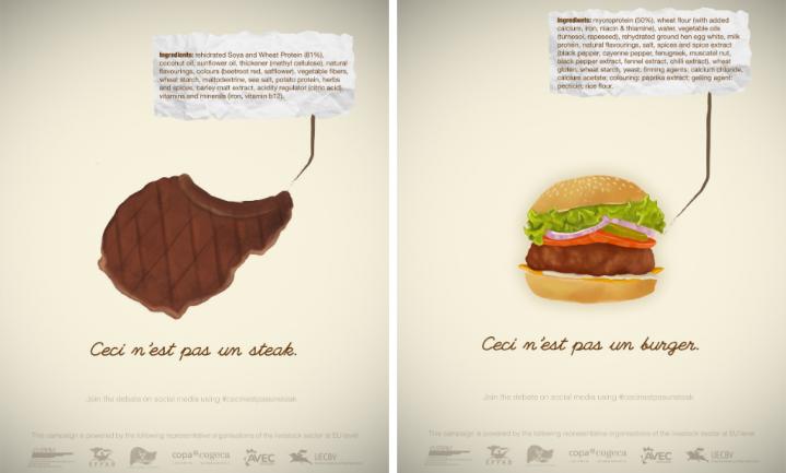 Vleeslobby start campagne tegen 'culturele kaping' vleesnamen