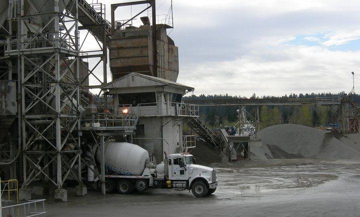 Belangstelling voor 'groen' beton gering
