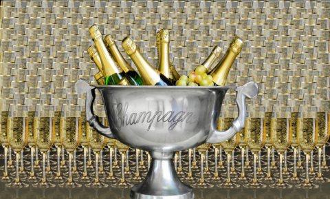 Russen krijgen weer echte 'champagne'
