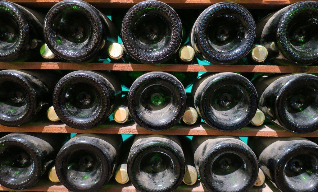 Bruin glas is beter voor champagne