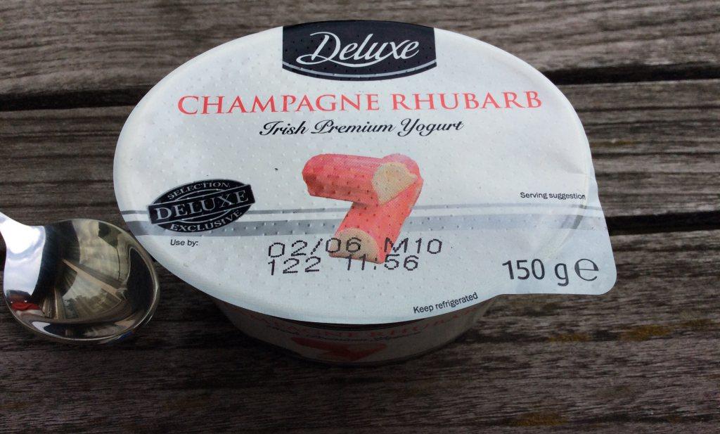 Champagne-rabarber: tuinder, wat is dat?