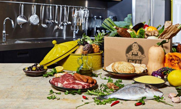 Halal maaltijdbox voor hoogopgeleiden
