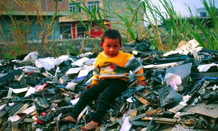 Kwart kindersterfte wereldwijd door vervuiling