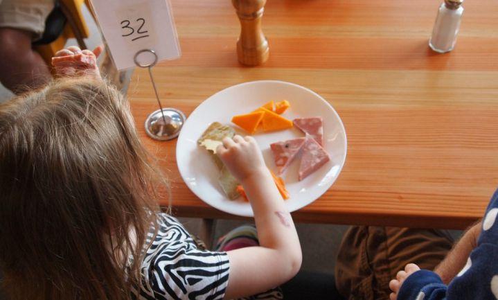 Amerikaan wil kind gezond laten eten, maar weet niet goed hoe