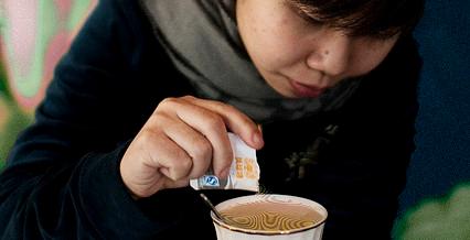 Nestlé laat Chinezen koffie drinken