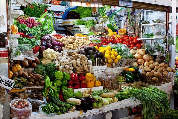 Chinese groenten en fruit te onveilig voor export naar Rusland