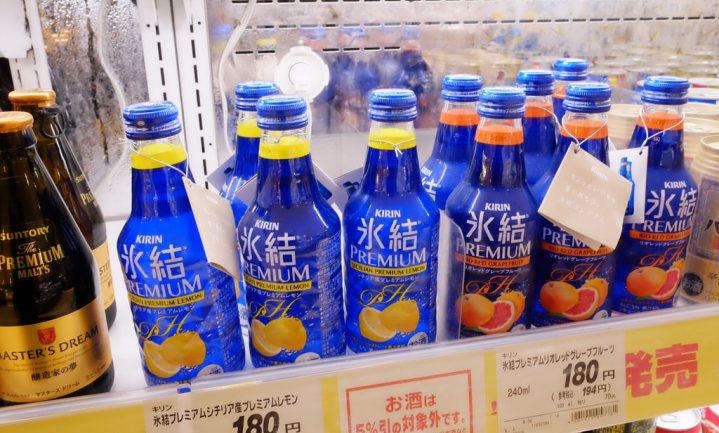 Coca-Cola Japan lanceert eerste alcopop-drankje