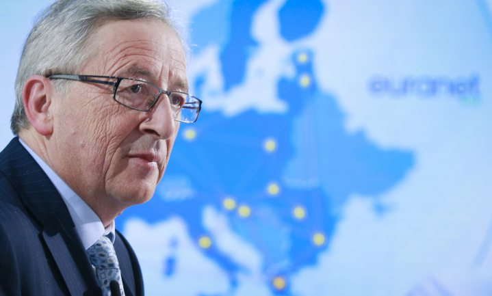 Juncker optimistisch over brexit mét deal via een Noord-Ierse oplossing
