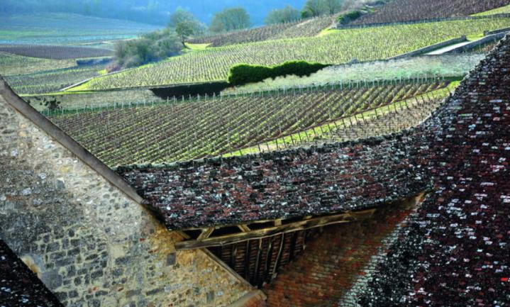 Champagne en Bourgogne werelderfgoed