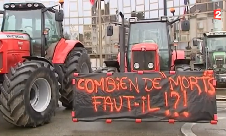 Boerencrisis Frankrijk laat echte beleid EU zien