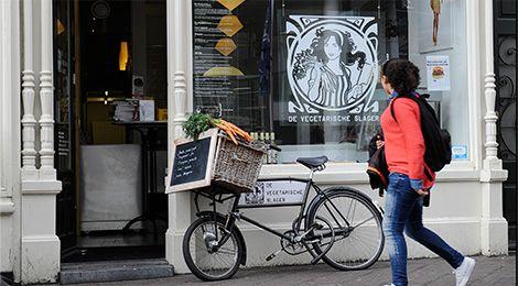 'Hoop dat Vegetarische Slager de margarine van Unilever koopt'