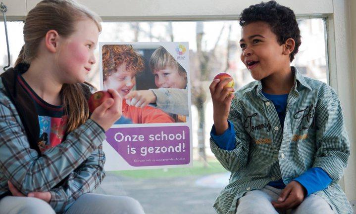 Effect preventieprogramma's obesitas op basisschool is verwaarloosbaar