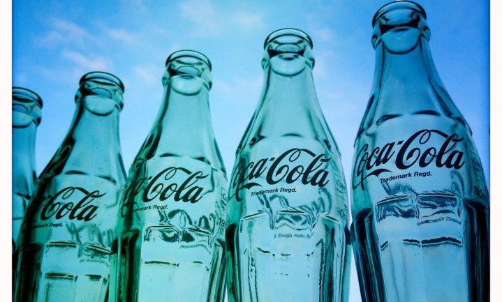 'Designfoutje' Coca-Cola viert 100ste verjaardag