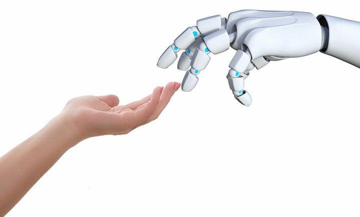'Van een robot kun je de batterijen vervangen, van een dokter niet'