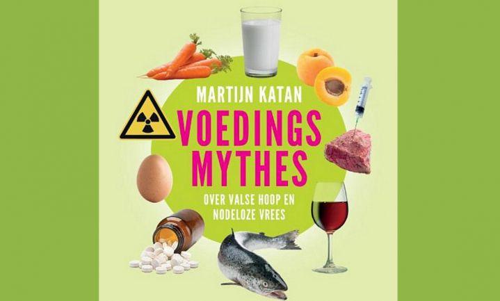 Geen 'magische eigenschappen' groenten en fruit, zegt Katan