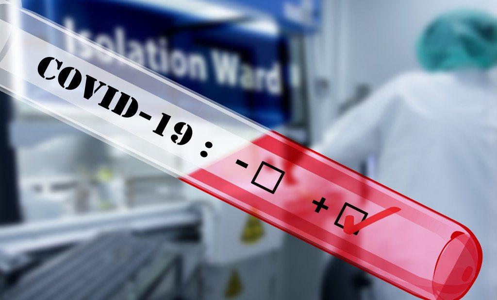 Chinese sneltest coronavirus onderweg naar Nederland