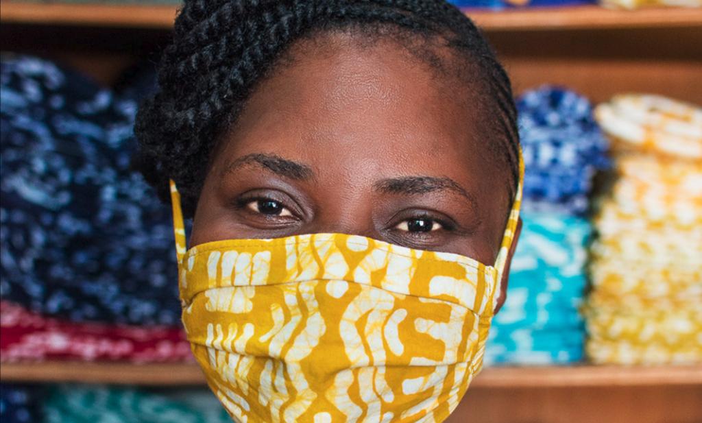 In Afrika is het virus onzichtbaar, maar de economische crisis niet te missen