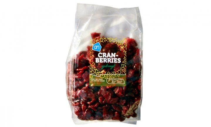 Gouden Windei 2015 voor AH Cranberries