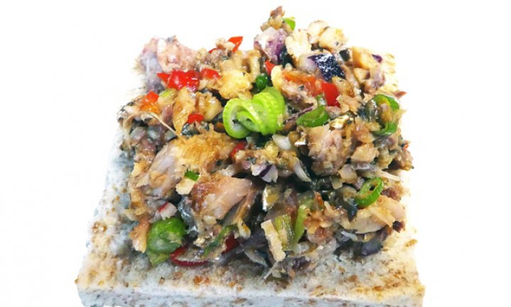 Culinair ontdekt: Solomon gundy