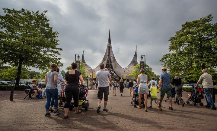 Sprookjespark Efteling belooft gezonde picknickmand