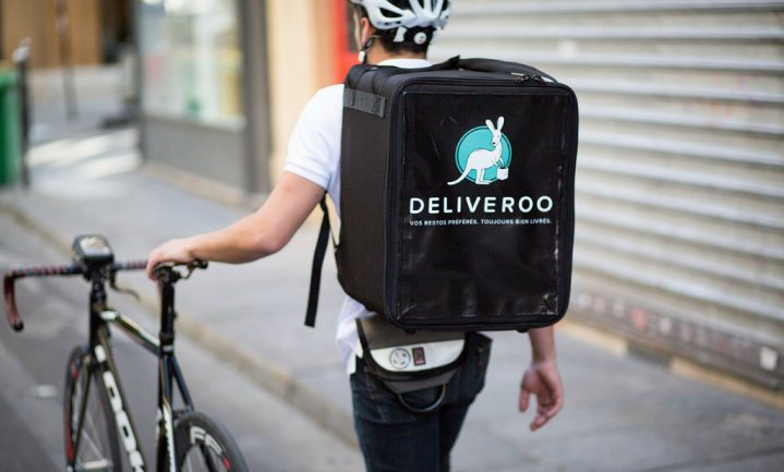 Investering van €322 miljoen in Deliveroo wijst op beursgang