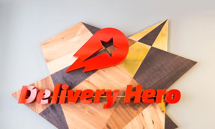 Delivery Hero haalt €1 miljard op bij beursgang
