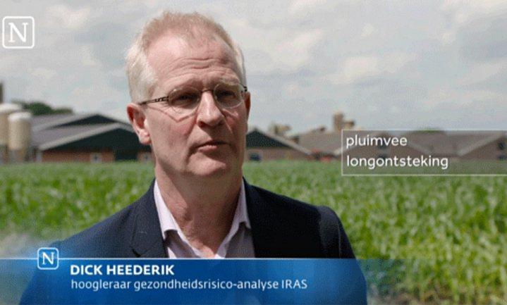Interview met Heederik fout geciteerd (zie rectificatie)