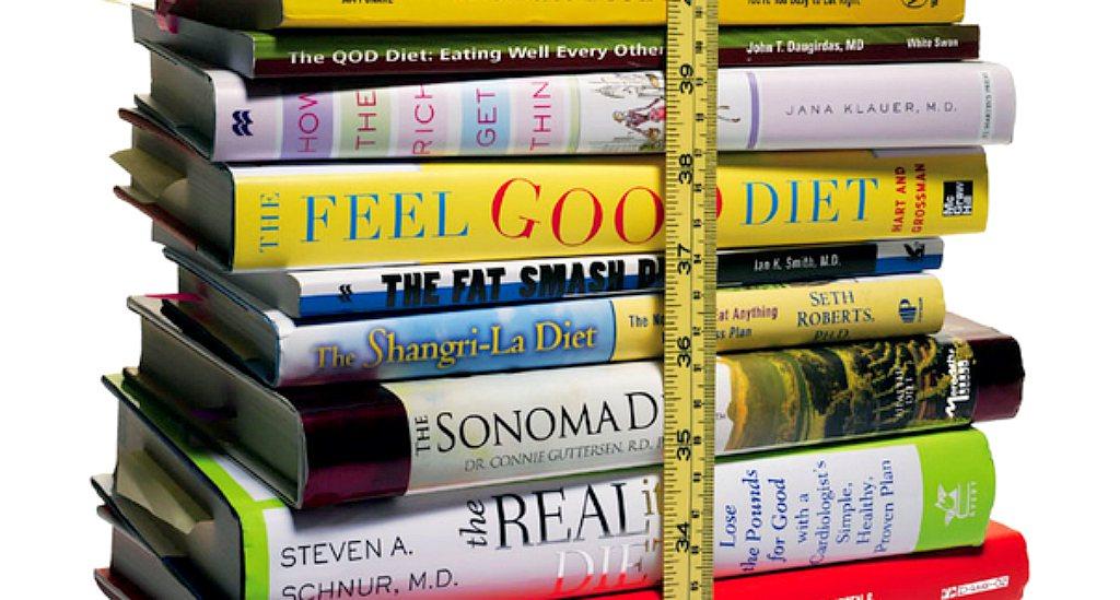 Nooit meer lijnen: 'Het antidieetboek'
