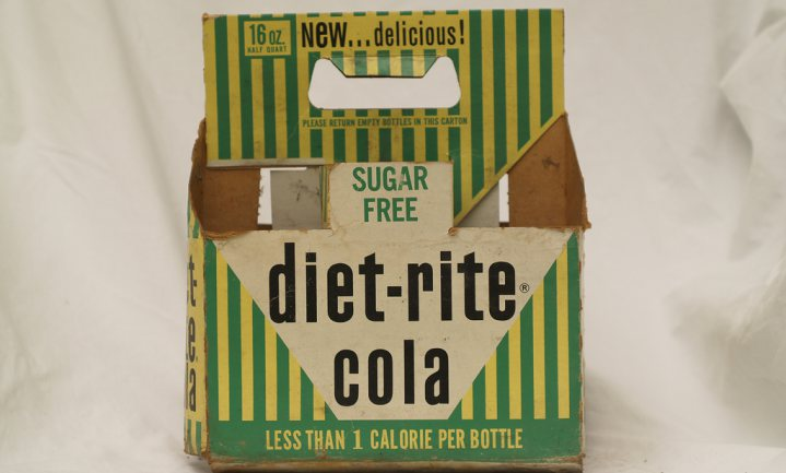 Dieet frisdrank 'pure misleiding'