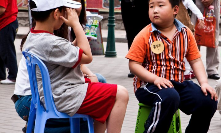 Tien keer zoveel obese kinderen in 40 jaar