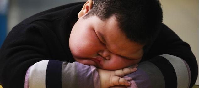 'In 2025 China wereldkampioen kinderobesitas'