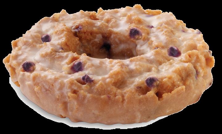 Klant eist $5 miljoen van Krispy Kreme om nep-blueberries