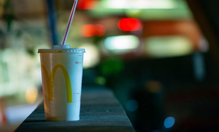 Geen milkshake bij McDonald's, geen kip bij KFC