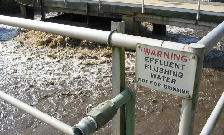 Te hoge concentraties geneesmiddelen in oppervlaktewater