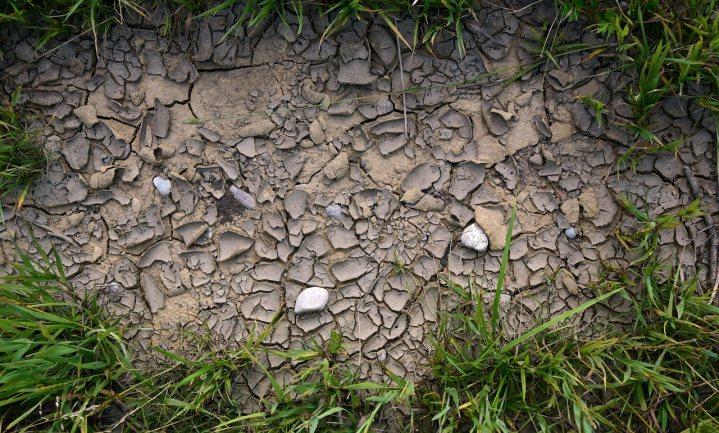 De regen is terug, maar de droogte is niet voorbij