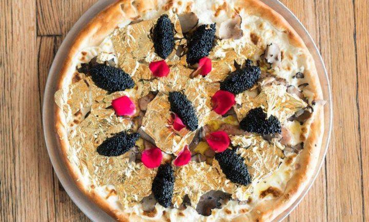 'Pizza van €2.000 waarschijnlijk niet lekker'
