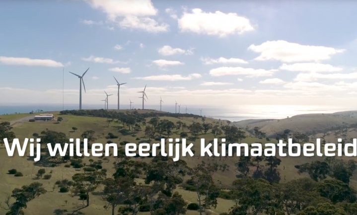 Na Frankrijk en België ook klimaattocht in Nederland op 10 maart