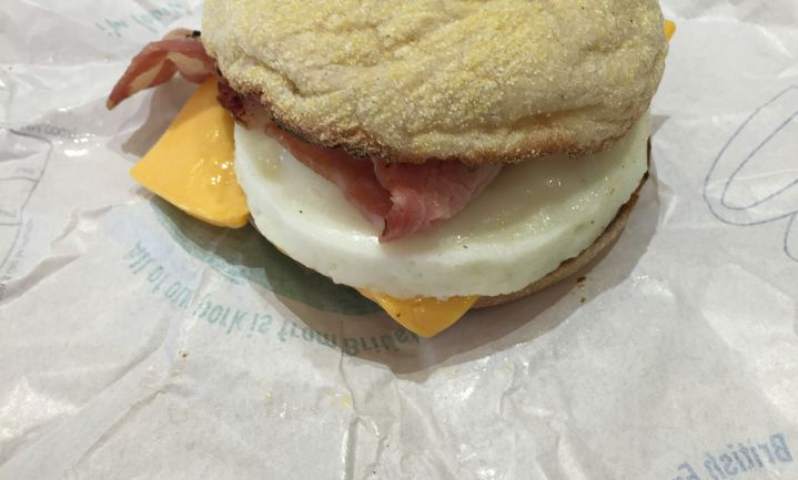 McDonald's ruilt margarine en HFCS in voor boter en suiker