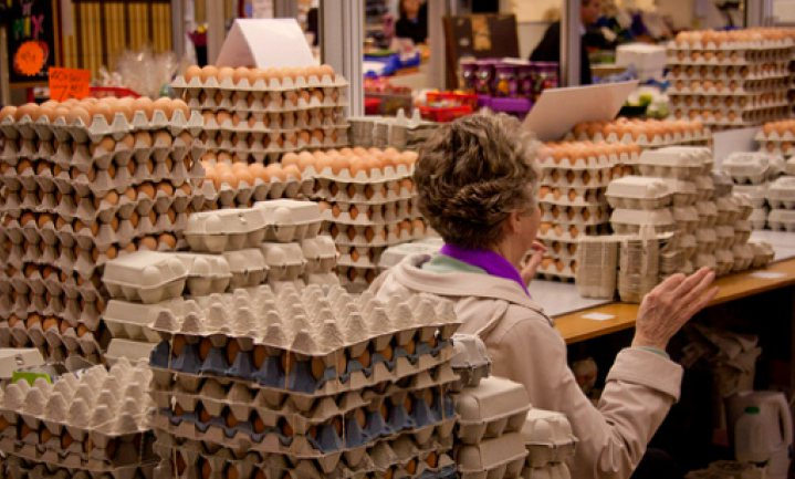Waarom wassen Amerikanen hun eieren?