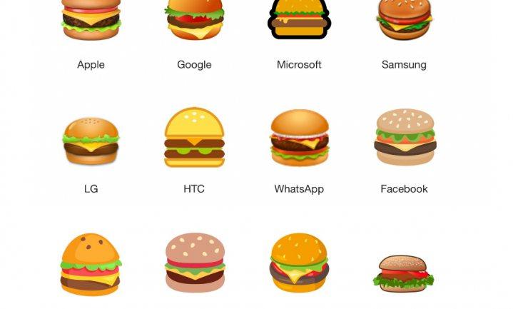 Google heeft geen kaas gegeten van hamburgers